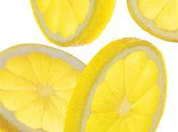 Lemon Fluff Recipe