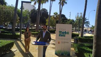 El alcalde de Almería, Ramón Fernández-Pacheco, ha hablado este viernes sobre la celebración del festival.