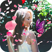 Spring Photo Effects Editor Icon