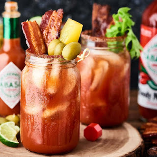 Spicy Bloody Mary.