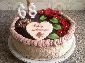 Photo: Torták - Rigó Jancsi torta