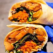 Five Spice Chicken Teriyaki Wrap