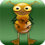 Ant Leaping Icon