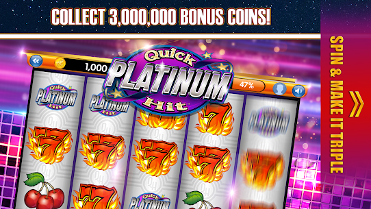 Quick Hit Casino Slots – Free Slot Machines Games App Download For Android and iPhone 3