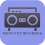 Radio Top 10 Indonesia Fm APK icon