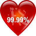 Real Love Test Calculator icon