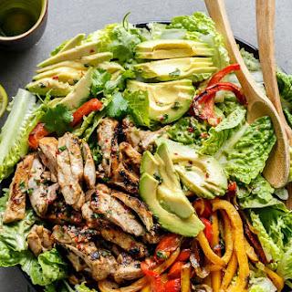 Grilled Chicken Lettuce Salad Recipes.