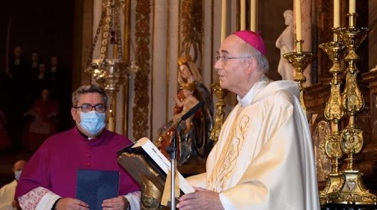 """El obispo lamenta que se le haya """"desacreditado"""" por """"rivalidad y envidia"""""""