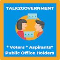 Talk2Government icon