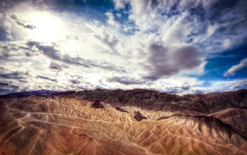 Photo: CHOCOLATE TOPS Death Valley