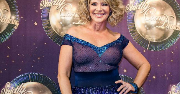 Ruth Langsford 'thickened out' during menopause