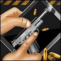 Gun Game Simulation - Real Gun Fire Simulator icon