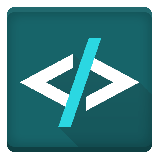 Dcoder, Compiler IDE :Code & Programming on mobile Icon