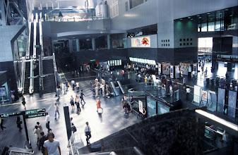 Photo: Kyoto, neuer Bahnhof