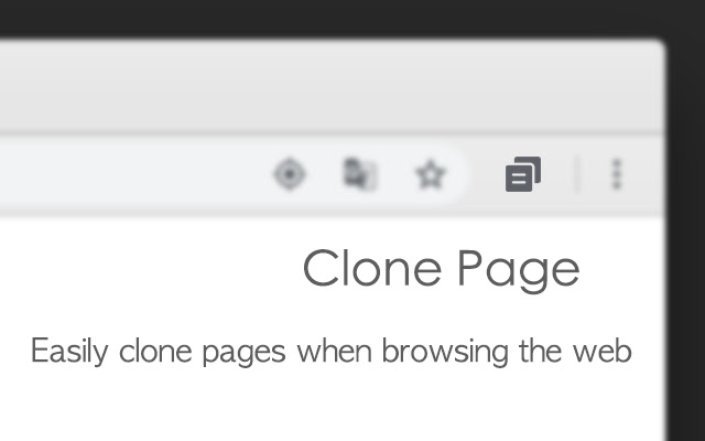 Clone Page