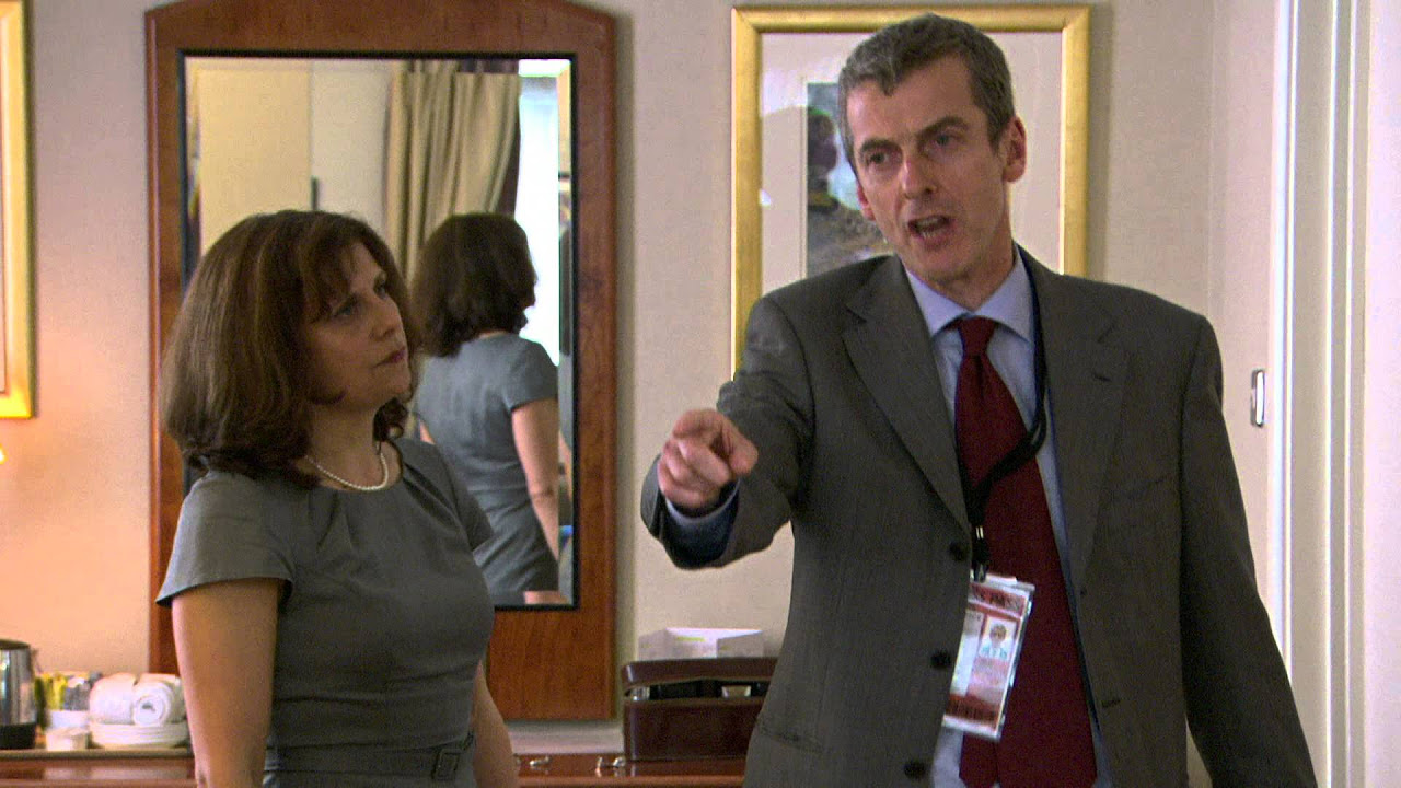 The Thick of It Season 3 Episode 3