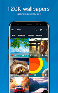 App Wallpapers HD & 4K Backgrounds APK for Windows Phone