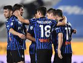 Serie A : l'Atalanta écrase Bologne et prend la seconde place