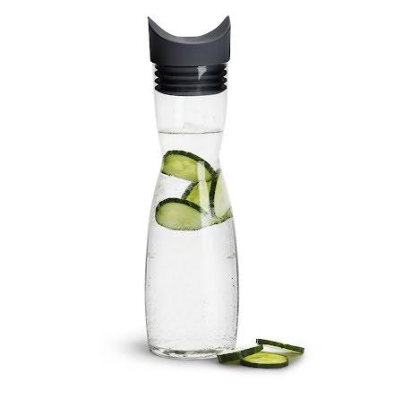 Flip karaff grå, 1 Liter