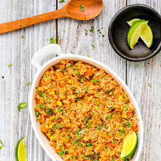 Mexican White Rice Recipes