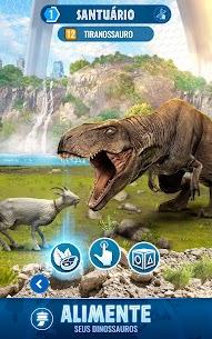 Jurassic World Alive Apk Mod Energia Infinita + VIP 10
