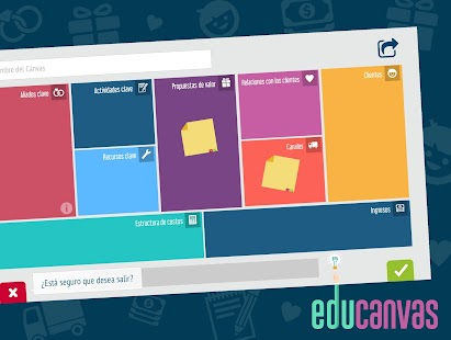 Educanvas- screenshot thumbnail
