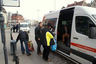 Photo: bus 1, bijna gereed voor vertrek...