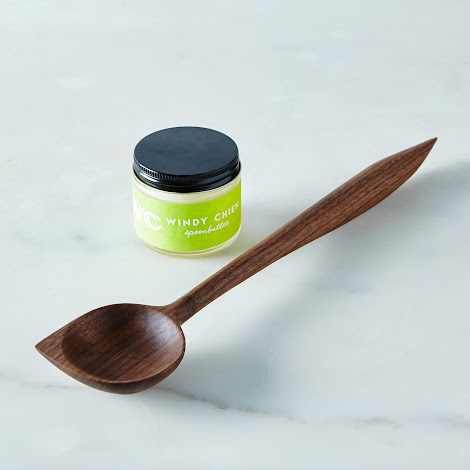 Perfect Wooden Cooking and Jar Spoon