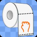 Toilet Paper Racing icon