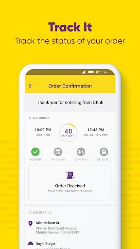 Otlob - Food Delivery 5.6.2 screenshots 8