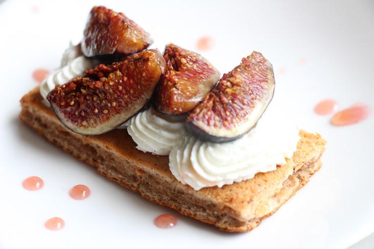 Walnut, Mascarpone & Figs Dessert Recipe