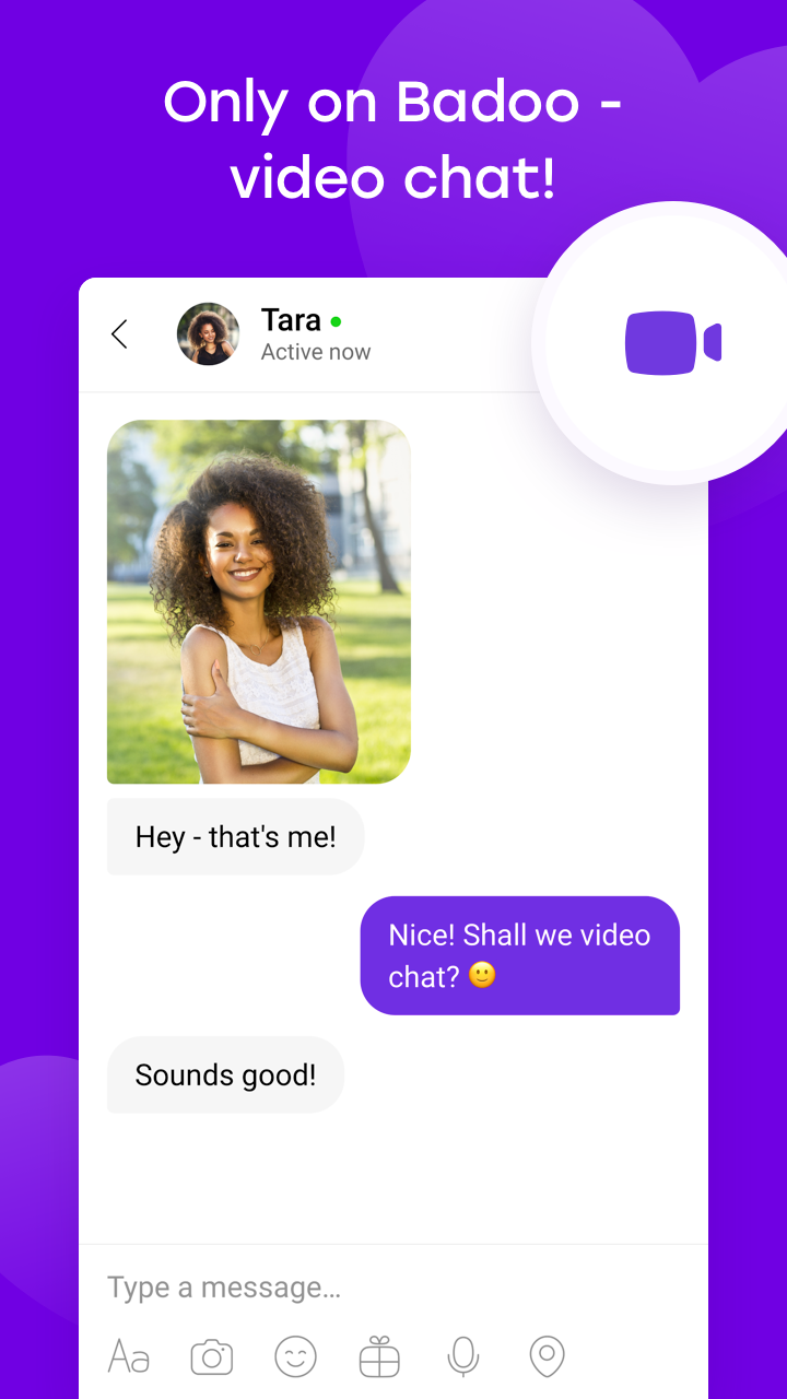 Download badoo free chat and dating app