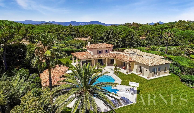 Villa avec piscine et terrasse Saint-Tropez