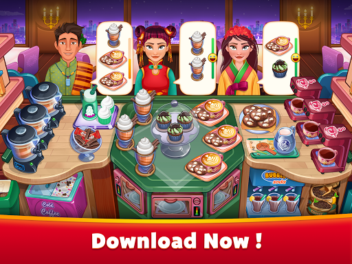 Asian Cooking Star: Crazy Restaurant Cooking Games apkpoly screenshots 10