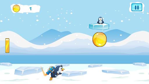 Penguin Rush Free