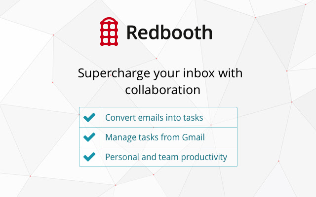 Redbooth for Gmail