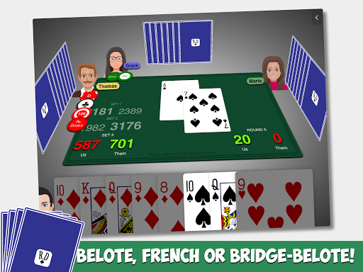 Belote-Rebelote  screenshots 4