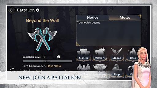 Game of Thrones Beyond the Wallu2122 apkdebit screenshots 7