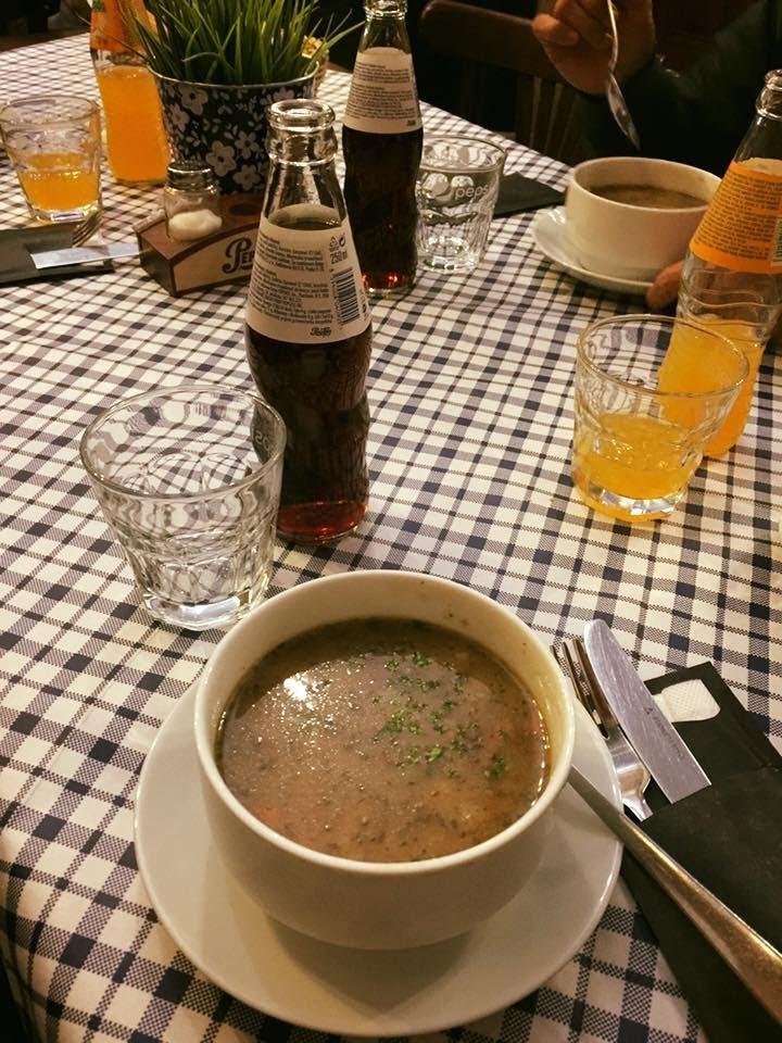 Czech Dinner