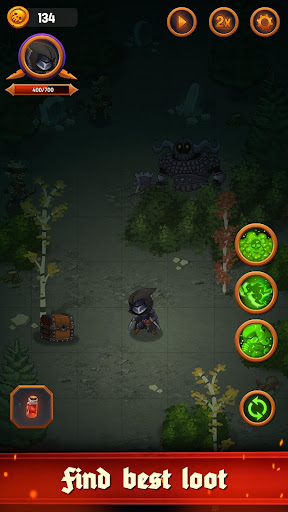 Dungeon: Age of Heroes android2mod screenshots 1