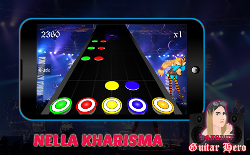 Dangdut Guitar Hero 1.0 screenshots 2