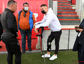Zinho Vanheusden de retour plus tôt que prévu?