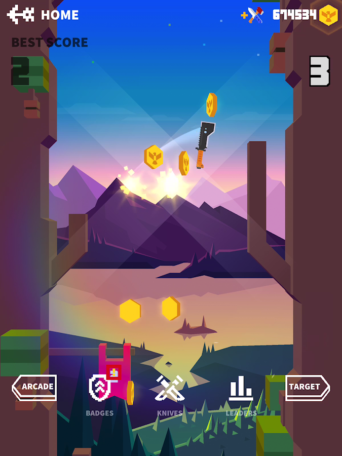 Flippy Knife- screenshot