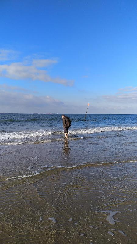 Из Гааги к Северному морю и обратно пешком