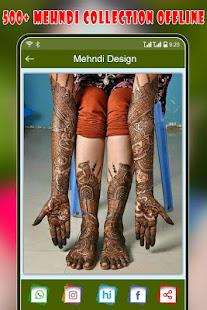 Download Mehndi Design : Dulhan Mehndi (Offline) For PC Windows and Mac apk screenshot 5