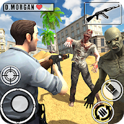 Zombie Shooter: Force Fury (Shooting Game)