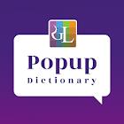 Gujarati Dictionary icon