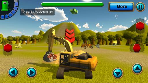 Dino Excavator