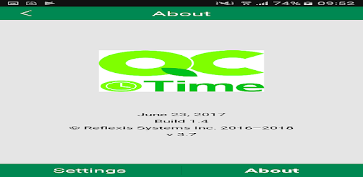 QC Time 4 1 91 apk download for Android • com reflexis