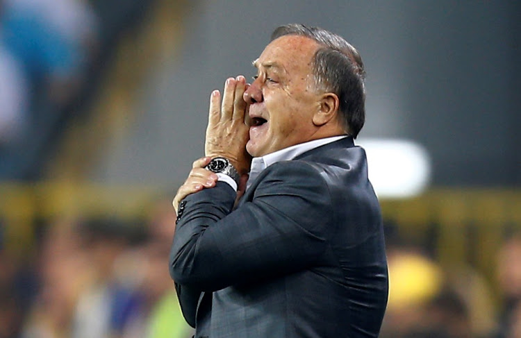 Dick Advocaat. Picture: REUTERS/OSMAN ORSAL